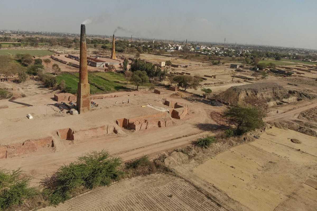 Gelände der Ziegelfabrik