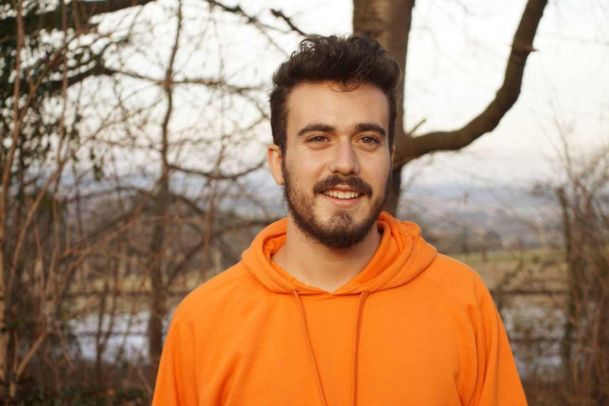 Portrait von Alejando