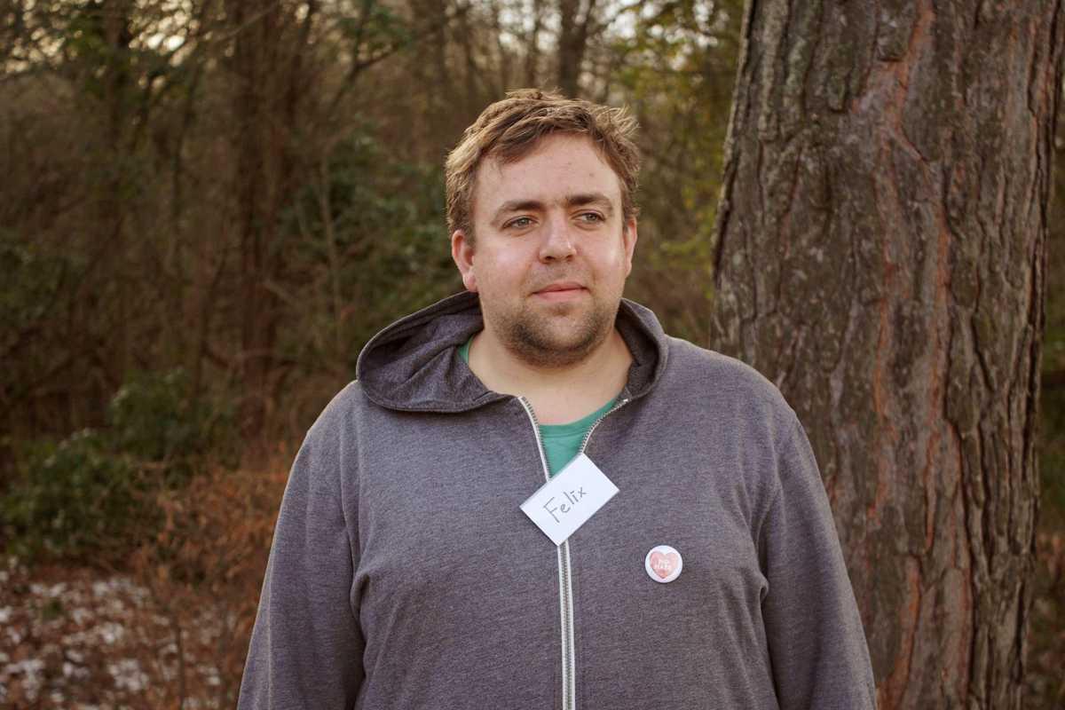 Portrait von Felix