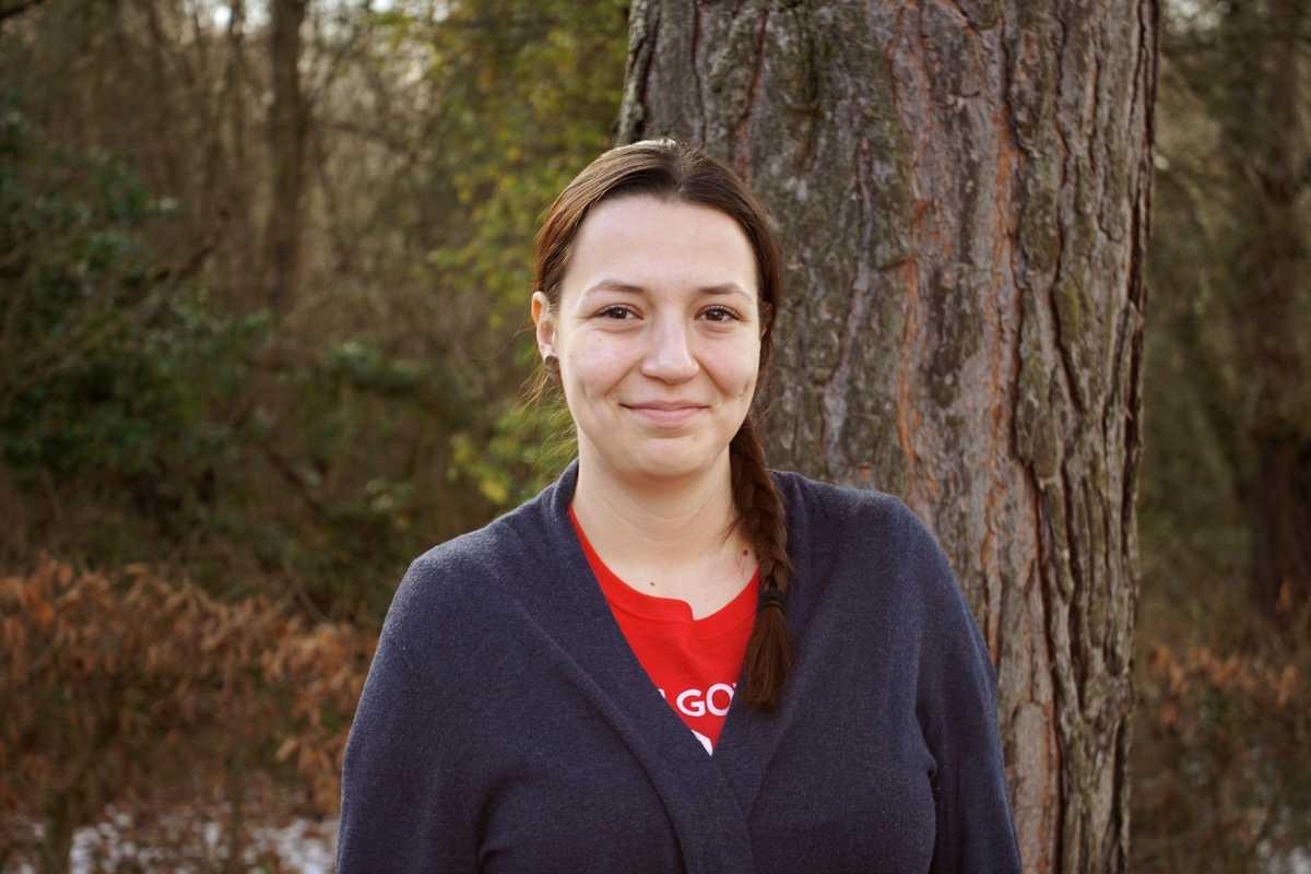 Portrait von Barbora